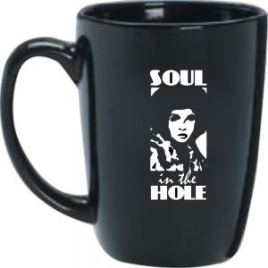 Soul in the Hole Challenger Ceramic Mug 11 oz.