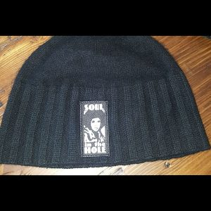 Soul in the Hole Cashmere Hat